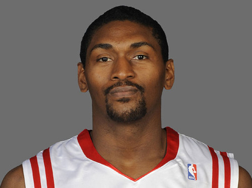 KRIV_People_Rockets_Forward_Ron_Artest_Houston
