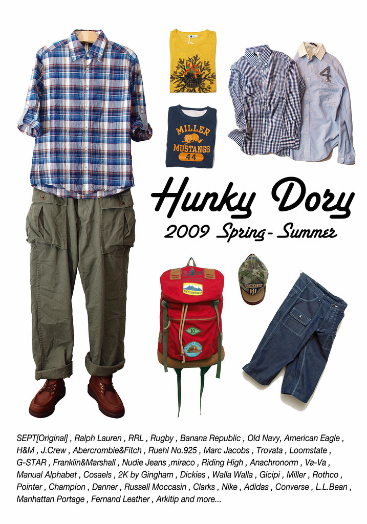2009 S/S Poster