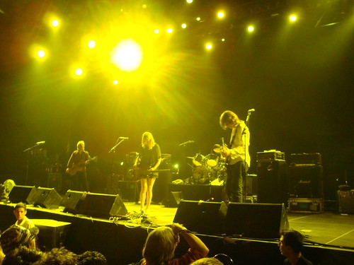 Sonic Youth @ Arena Santiago