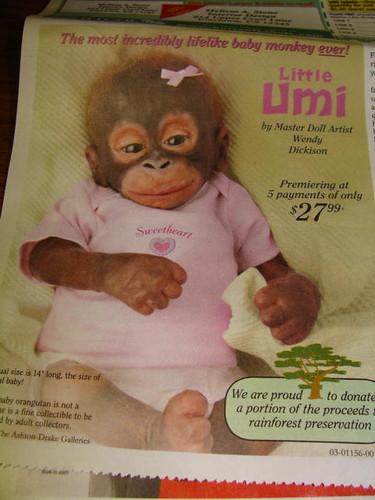 """Little Umi."""
