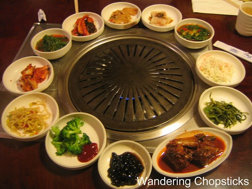 Chung Kiwa Korean BBQ Restaurant - Los Angeles (Koreatown) 6