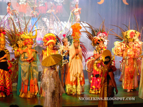 costumes of the mainland china minorities