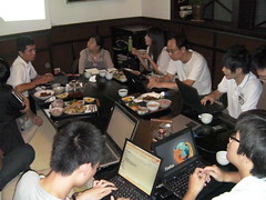 COSCUP 2009 meeting