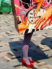 The Best of Times (Luqman Marzuki) Tags: legs cosplay casio harajuku exilim ex750 mantosz
