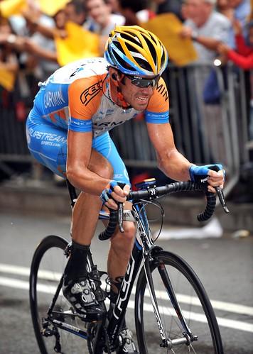 David Millar - Tour de France 2009, stage 6