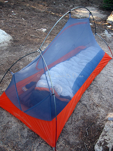 Tent/Bag/Pad