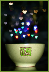 Bowl of Love (~ Adil ~ <OFF>) Tags: love home canon wednesday studio happy 50mm still peace bokeh 14 kuwait care javed adil bokey hbw adilj adilz