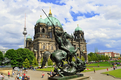 Berlin - Lustgarten