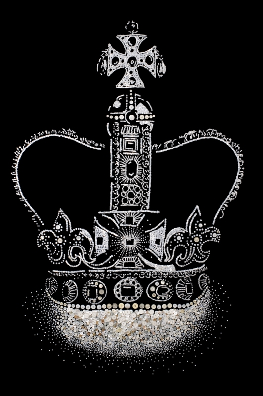 Ann Carrington Pearly Crown Jewels 1