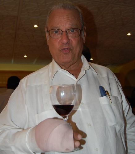 Freddy y su copa, de comparón
