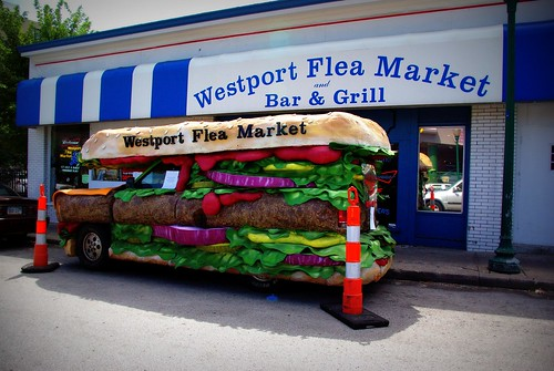Westport Flea Market