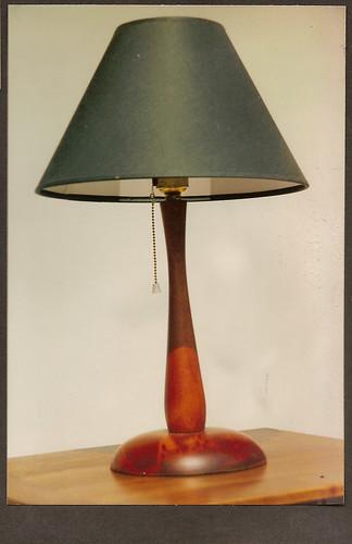 bedside lamp (pair)