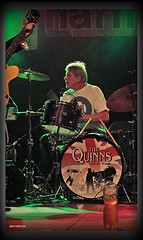 Eine Nacht im Star-Club des OCW 2009 mit Lee Curtis & the Bonds, The Diamonds and The Quinns