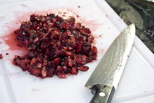 Chopped Cherries