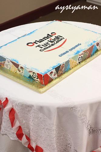Türk El Sanatları Pastası