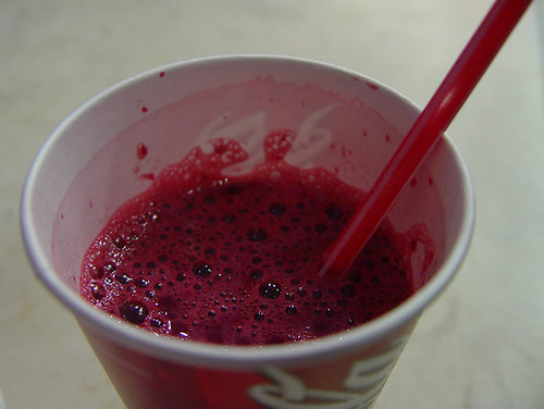 Pomegranate Juice!