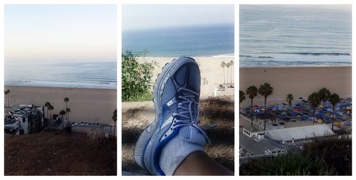 Santa Monica Beach_run