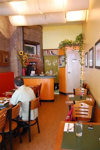 Quintessence restaurant, NYC