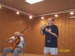 SETIEMBRE 2009 063 (ASSOCIACIÓ CULTURAL EL CODOVAL) Tags: back play ensayos