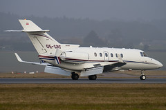 OE-GRF - Private - Raytheon Hawker 850XPI (125) - Luton - 090102 - Steven Gray - IMG_4805