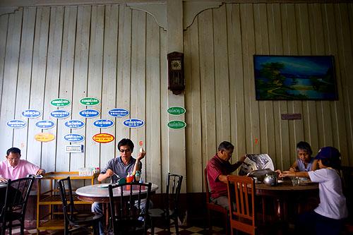 Chinese restaurant, Songkhla
