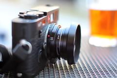 Leica M7 Camera at Wonderland (Mr.TinDC) Tags: leica beer lens washingtondc dc explore cameras dcist wonderland leicam7 aziz lenses columbiaheights m7 cameraporn rangefinders flickrmeetups rangefindercameras leicas 35mmcameras dcsocial azizy