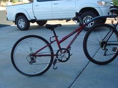 Bike (ronfloth) Tags: 3 mask m