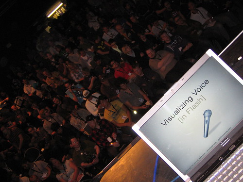 Packed house at FOTB