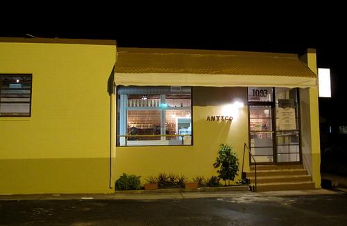 Antico Pizza Napoletana: Westside