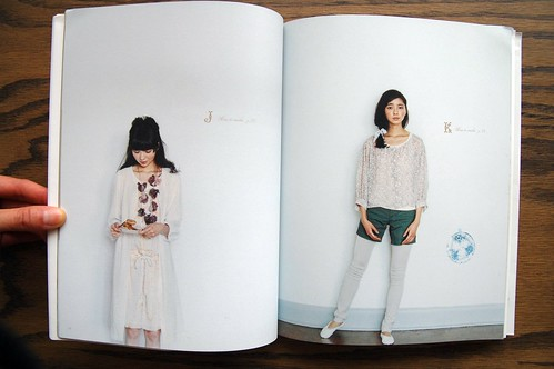 "Stylish Dress Book ""J"""