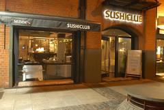 Sushi, vinos y espumante Mumm para festejar en SushiClub