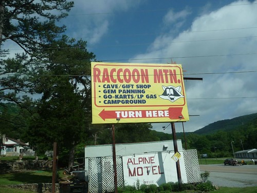 raccoon mountain rv park.