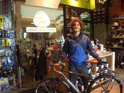 Dan S. and his new Kona Sutra