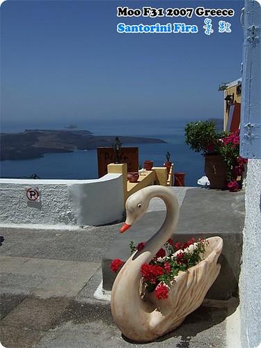 Santorini Fira 街景-9