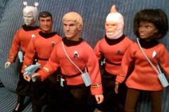 Mego redshirts