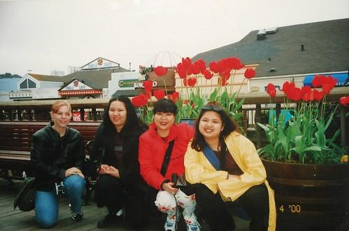 Pier 39 - March-4-2000