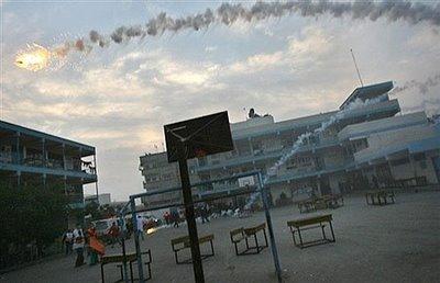 BOMBAS DE FOSFORO EN GAZA 2