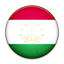 Flag of Tajikistan PNG Icon