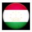 Flag of Tajikistan PNG Icon
