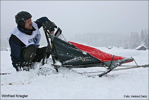 Alpen-Trail: 25 Winfried Kriegler