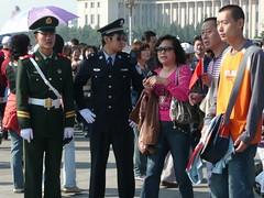Tiananmen Square, Beijing (chdphd) Tags: china beijing tiananmensquare