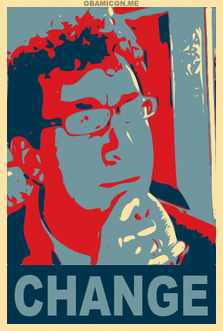 David Spark Obamaicon