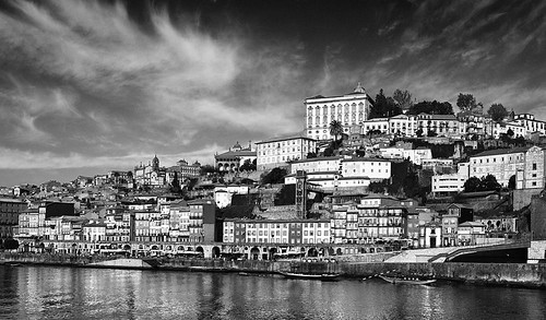 Vista de Oporto 01