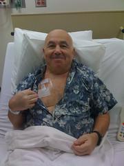 Chemo treatment three