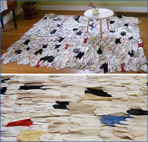 glove rug