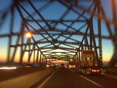 NJ Turnpike Bridge over Newark Bay