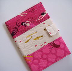 Quilted notebook - Mermaids (visionhandbags) Tags: list notebooks takers