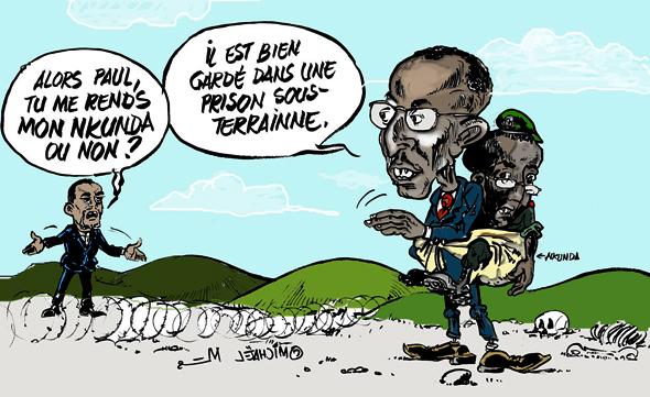 Laurent Nkunda toujours attendu à Kinshasa