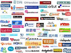 social networking sites (Max Repici) Tags: flickr 4x4 myspace socialnetwork 20 lastfm facebook linkedin digg fuoristrada youtube delicius overdream