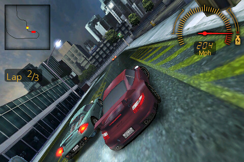 Need for Speed Undercover for iPhone (Producer Screenshot #2) por Craig Law.